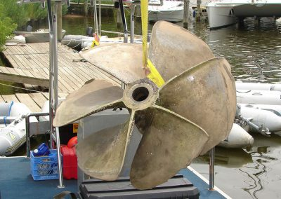 100 ft Sun Seeker Propeller