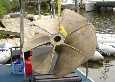 100 ft Sun Seeker Propeller