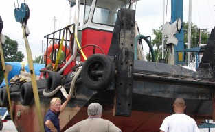 Push Tug on Magothy River