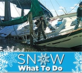 Snow What To Do Article in SpinSheet 2011