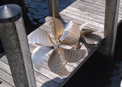 Reconditioned Propellers