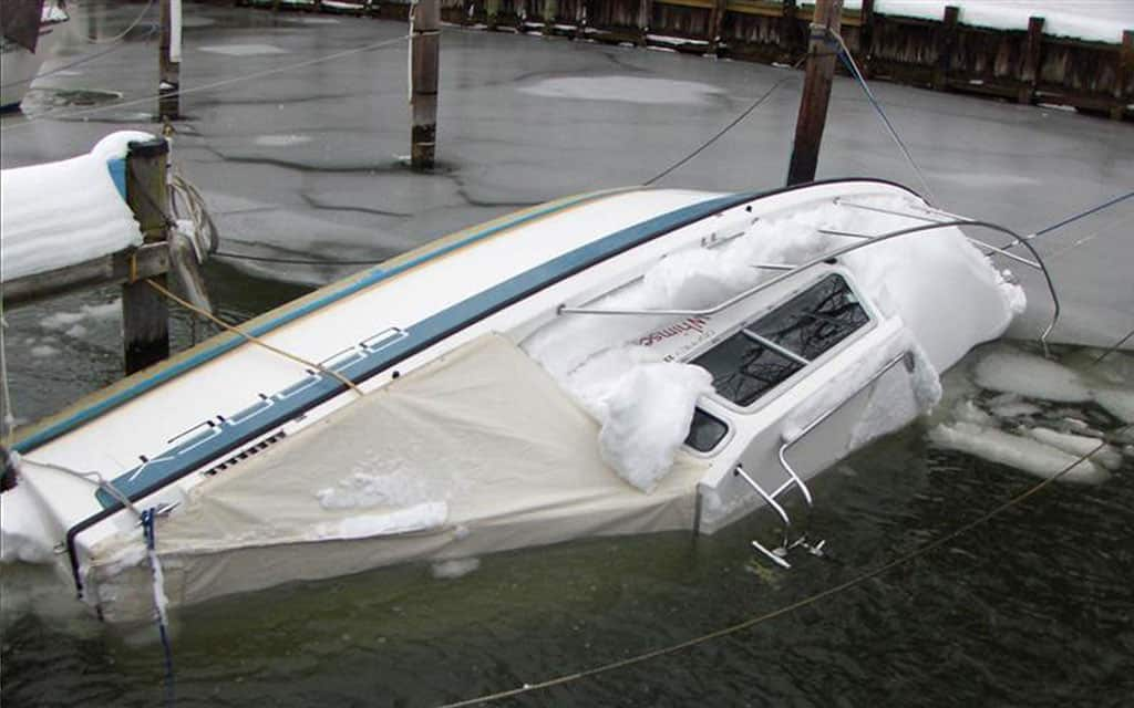 Osprey Powerboat Salvage