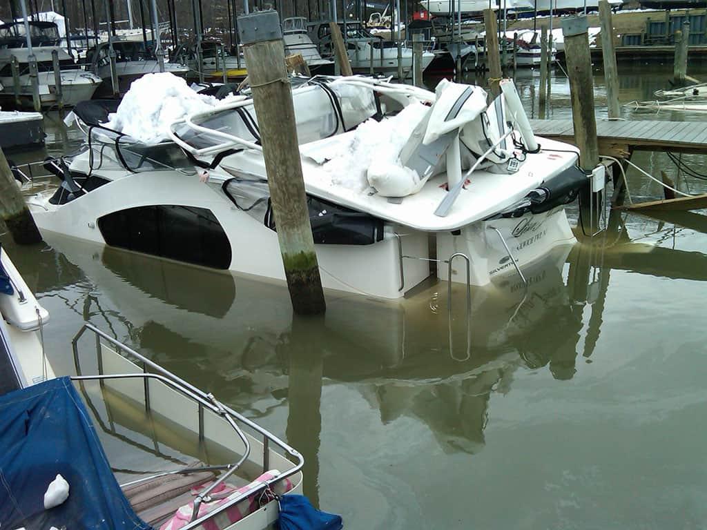 vessel salvage
